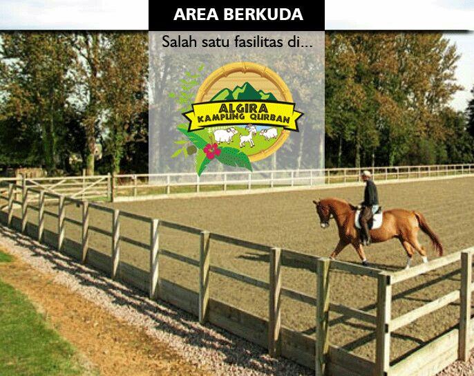 Algira-Kavling-Kampung-Qurban-di-Bogor-arena-berkuda