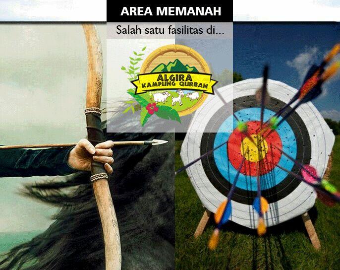 Algira-Kavling-Kampung-Qurban-di-Bogor-arena-memanah